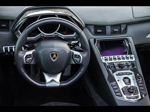 How to operate the Lamborghini Aventador | Royalty Exotic Cars