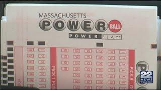 Powerball jackpot now above $300 million