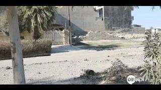 أخبار حصرية - أخبار الآن ترصد تفكيك المتفجرات في الحي العربي شرقي الموصل
