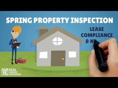 PROPERTY MANAGEMENT DALLAS - SPRING REMINDERS FOR PROPERTY OWNERS
