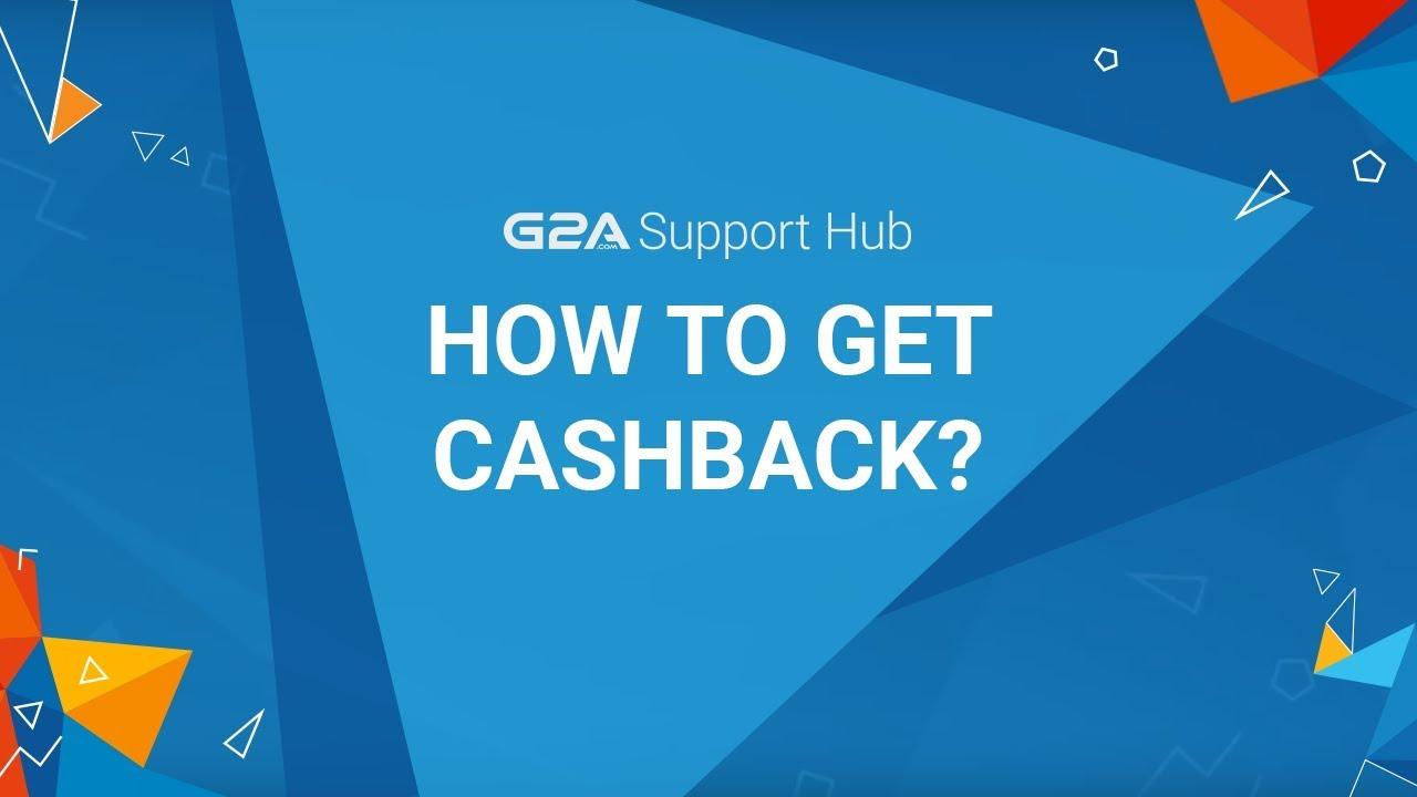 g2a cashback code