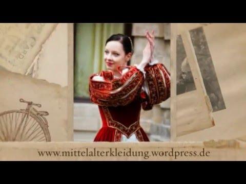 Mittelalterliche Kleidung selbst nähen – Mittelalter Gewandung ...