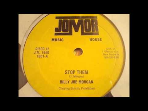 12'' Billy Joe Morgan - Stop Them (& Dub)