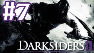Darksiders 2 Gameplay Walkthrough Part 7 With Commentary - Fire In The Cauldron
