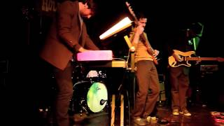 """The Baffles - """"Fear (One Step Beyond)"""" - Live at Hole in the Wall"""