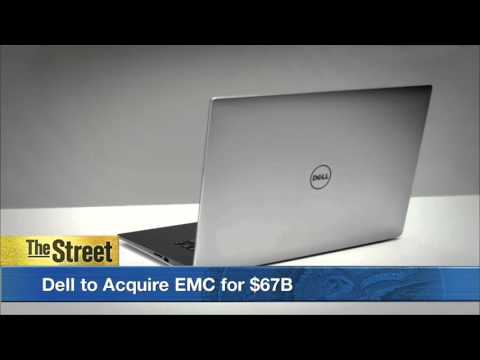 The Biggest Technology Merger Just Happened as Dell Purchases Data Storage Company EMC