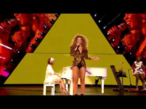 Beyoncé - Best Thing I Never Had - Live at Glastonbury 2011 - HD