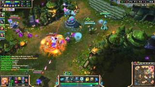 Download Video League of Legends: Swearing Twisted Fate gets Rito's team's punishment MP3 3GP MP4