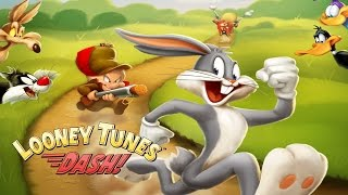 Looney Tunes Dash! - (by Zynga Inc.) - iOS / Android - HD (Sneak Peek) Gameplay Trailer