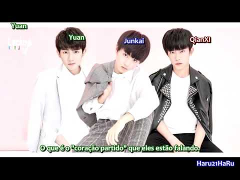 TFBOYS - It's You [Legendado]