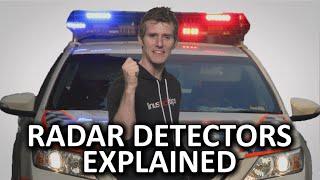 Radar Detectors As Fast As Possible