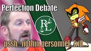 Perfection Joins Me to Discuss The Ethics of IStandWithVic