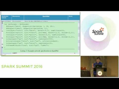 Which Is Deeper Comparison Of Deep Learning Frameworks On Spark