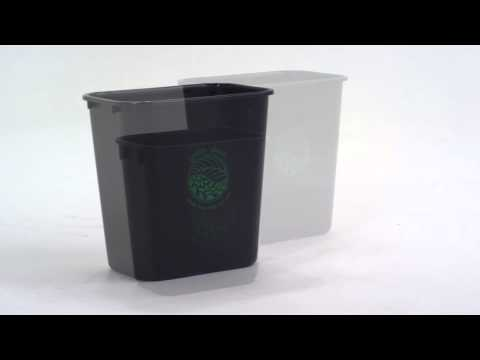 Delamo Green Clean - Office Wastebaskets