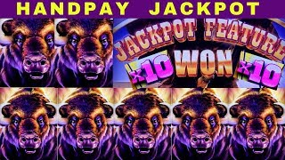 Buffalo Grand Slot JACKPOT HANDPAY | 20000 Subscribers SPECIAL| Buffalo MASSIVE WIN w/10x Multiplier