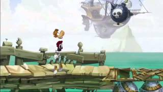 Rayman Origins Around The World Exclusive Trailer