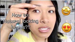 My Daily Makeup Routine & How I Do My Eyebrows Thumbnail
