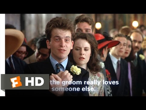 Four Weddings and a Funeral (11/12) Movie CLIP - David Objects (1994) HD Mp3