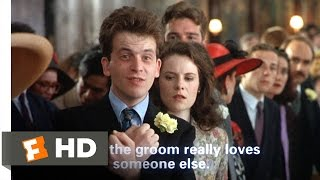 Four Weddings and a Funeral 1112 Movie CLIP - David Objects 1994 HD