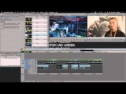 Avid Media Composer - Unterricht 2