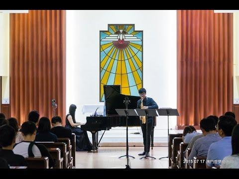 Takashi Yoshimatsu  Fuzzy Bird Sonata for Alto Saxophone by Jacky Lai