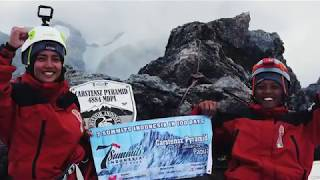 Carstensz Pyramid 7 Summits Indonesia in 100 Days