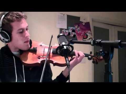 The Christmas Song (VIOLIN COVER) - Peter Lee Johnson
