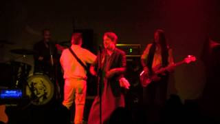 CHINA CRISIS - KING IN A CATHOLIC STYLE (WAKE UP) - RETRO FUTURA TOUR @ BEST BUY THEATER NYC 8-21-14