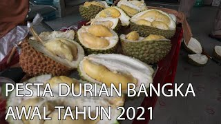 Durian Jantung Juaranya Pesta Durian Bangka Awal Tahun 2021 Youtube - Pesta Durian 2021, Saatnya Pesta Durian Para Pecinta Super Indo Supermarket Facebook
