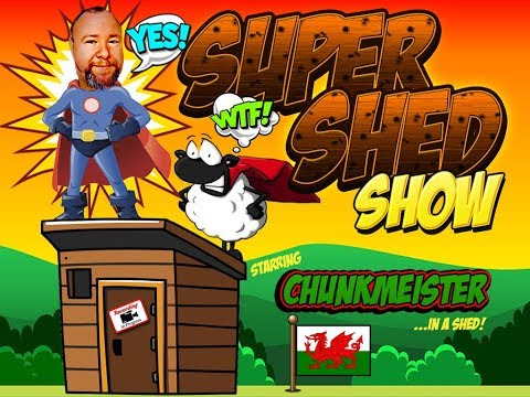 The Super Shed Show 6/7/2018 -  Live vaping and vape related chat, news, reviews and fun