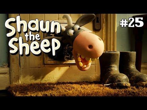 Tatapan hipnotis - Shaun the Sheep [The Stare]