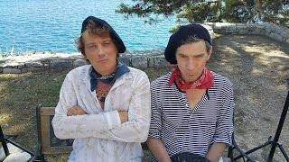 FUMAN - TONCI & MADRE BADESSA FT. MASSIMO (OFFICIAL VIDEO 2015) HD