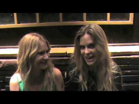 Tara Buck and Kristin Buck at Amanda Foundation True Blood Night of Music
