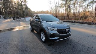 2020 Buick Encore GX Review & Test Drive