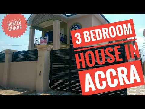 3 Bedroom House In Spintex Accra Ghana For Sale