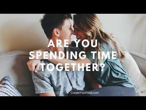 1022 Are You Spending Time Together?