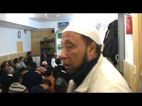 Sheikh Mahmudul Hasan at  Stuttgart 26. 11.17 Part 1