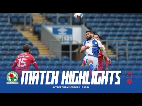 Blackburn Nottingham Forest Goals And Highlights