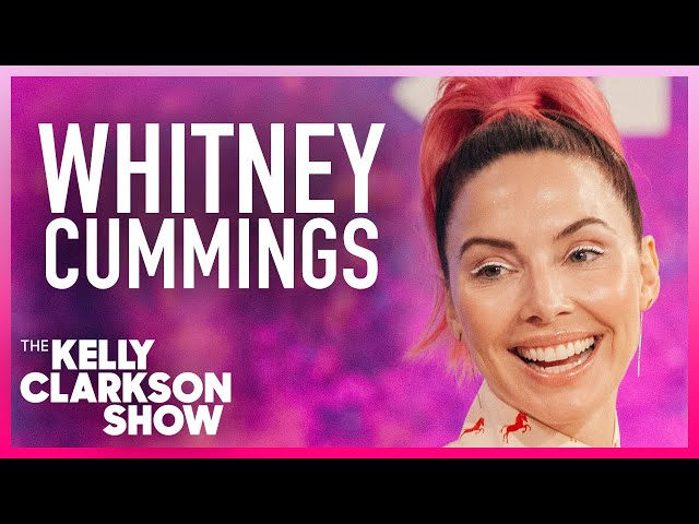 Whitney Cummings Takes On Dangerous TikTok Challenges