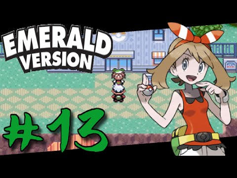 Pokemon: Emerald - Tam Çözüm#13 : Lilycove Şehri