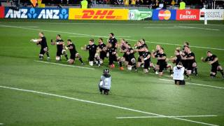 Video All Blacks Haka before 2011 Rugby World Cup Semi-Final vs Australia download MP3, 3GP, MP4, WEBM, AVI, FLV September 2017