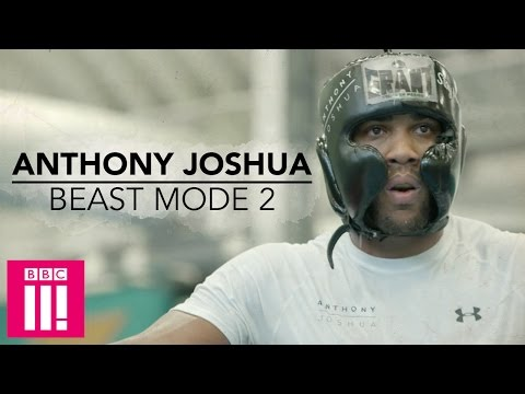 How Anthony Joshua Trains - Beast Mode 2
