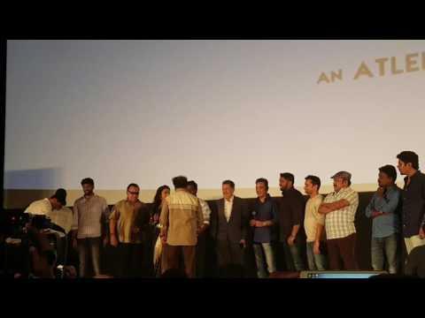 Kamal Haasan thermacole speech at Sangili Bungili Kathava Thorae audio Launch