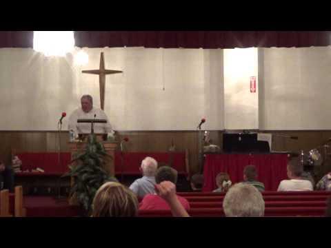 "Pentecostal Preaching ""Charity"""
