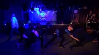 VIXX 기적 ( Eternity ) cover by RDT ( Radiate Dance Team ) GOODBYE STAGE