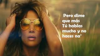 Jennifer Lopez,Bad Bunny-Te guste (LETRA) Mundo cover jaime guerrero57