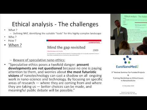 Nanotechnology and Ethical Roadmap