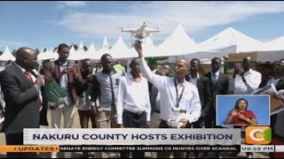 Nakuru County hosts exhibition on Agri Tech trends