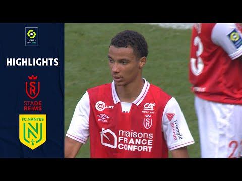 Reims Nantes Goals And Highlights