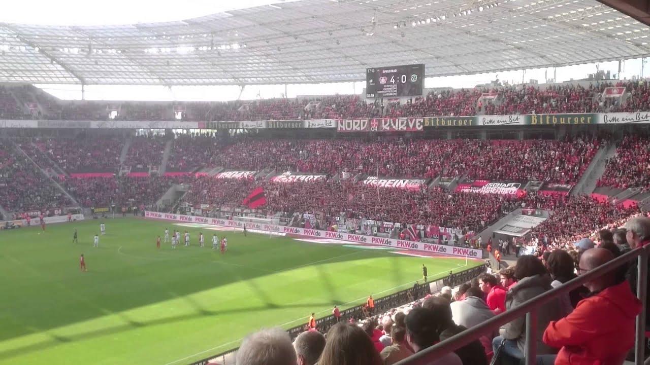 Hannover 96 Bayer Leverkusen